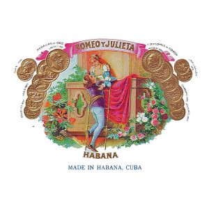 Logo Romeo y Julieta