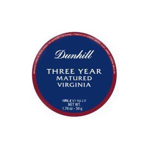 Dunhill Three Year Matured Virginia