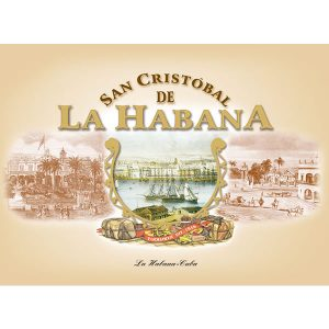 San Cristobal de la Habana Logo