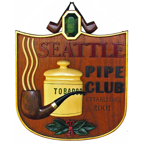 Seattle Pipe Club Logo
