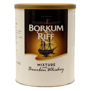 Borkum Riff Bourbon Whiskey Lata