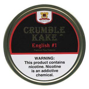 Sutliff Crumble Kake English #1