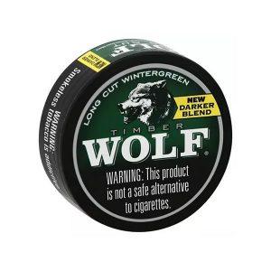 Wolf Winter Green